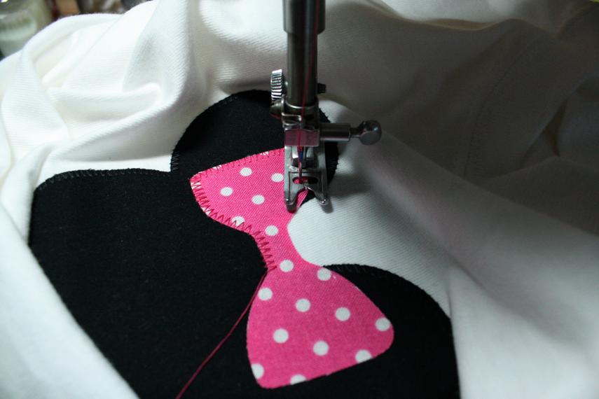 Sew Like My Mom | Applique Tutorial