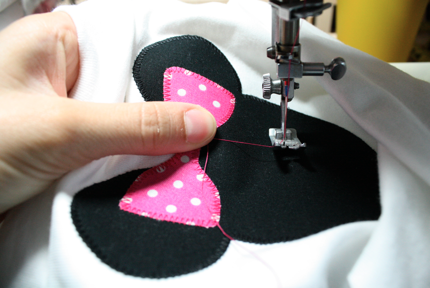 Sew Like My Mom | Applique Tutorial
