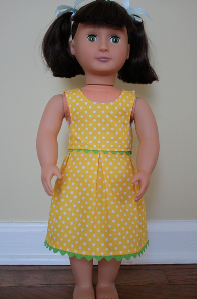 Springfield Collection Dolls Make It Yourself Monday Free 18 Inch