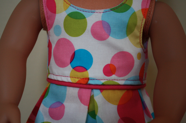 sewing for little girls : katie dress pattern tutorial