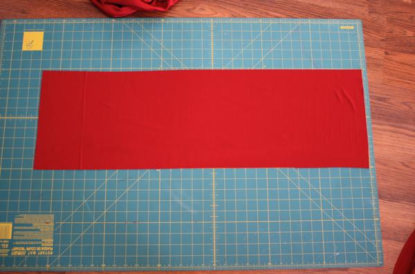 f176ef9e2df Little Red Infinity Dress Tutorial - Sew Like My Mom