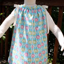 Sew Like My Mom | Pillowcase Dress