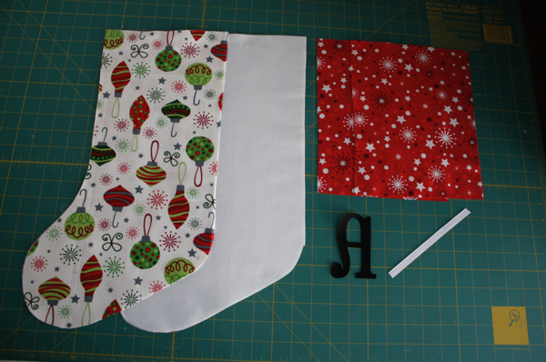 Christmas Stockings Tutorial Sew Like My Mom Awesome Christmas Stocking Sewing Pattern