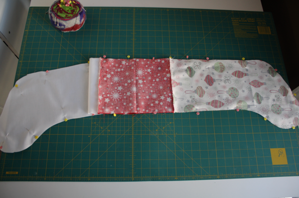 Christmas Stockings Tutorial Sew Like My Mom