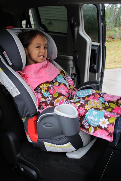 car seat blankets   Sew Like My Mom