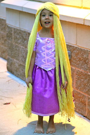 When ...  sc 1 st  Sew Like My Mom & Rapunzel Costume tutorial | Sew Like My Mom