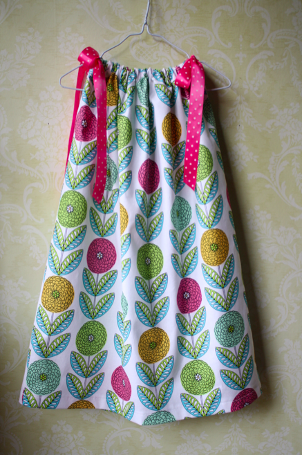 Easy Diy Pillowcase Dress: Easiest Pillowcase Dress Ever   Sew Like My Mom,