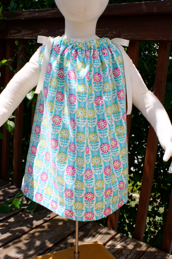 photograph about Free Printable Pillowcase Dress Pattern named The Top Pillowcase Costume article - Sew Such as My Mother