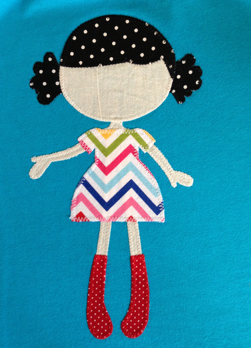 Sew Like My Mom   Ultimate Applique Tutorial
