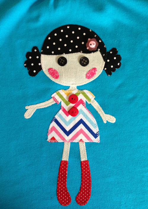 Sew Like My Mom | Ultimate Applique Tutorial