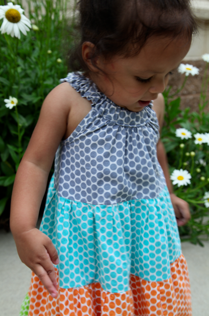 Sew Like My Mom | Daisy Dress Pattern