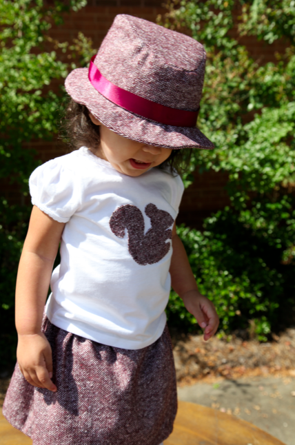 Sew Like My Mom | Fedora by E & E Patterns