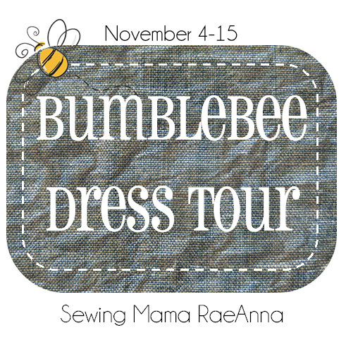 bumblebee dress large