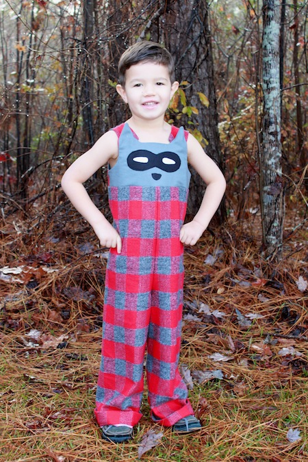 Sew Like My Mom | Kudzu Coverall & Dress pattern