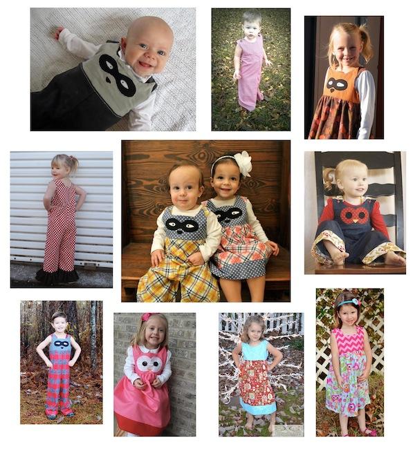 Sew Like My Mom   Kudzu Coverall & Dress pattern