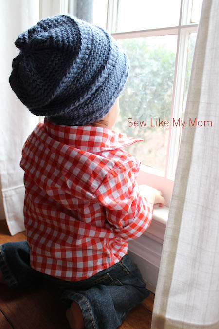 Sew Like My Mom | Sloane Hat