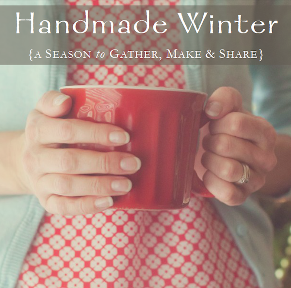 Sew Like My Mom | Handmade Winter