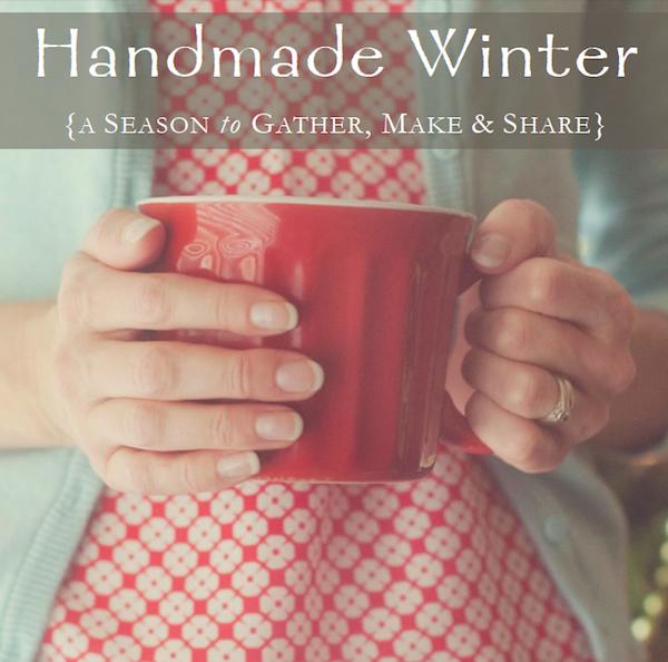 Sew Like My Mom | Handmade Winter