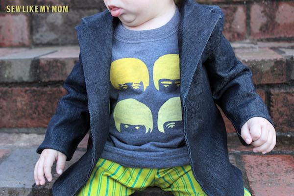 Sew Like My Mom | Beatlemania