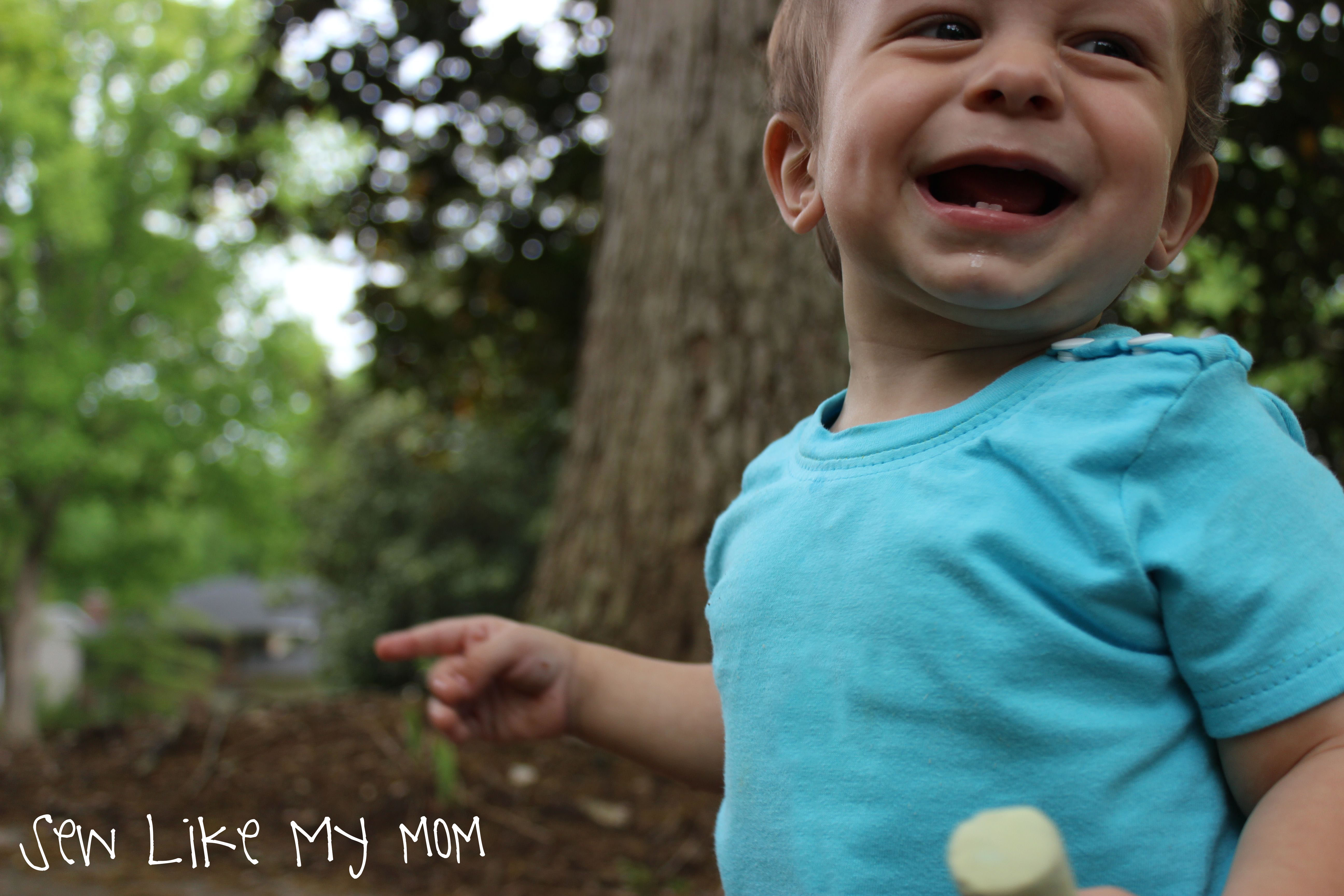 Sew Like My Mom | Billy Bright Eyes