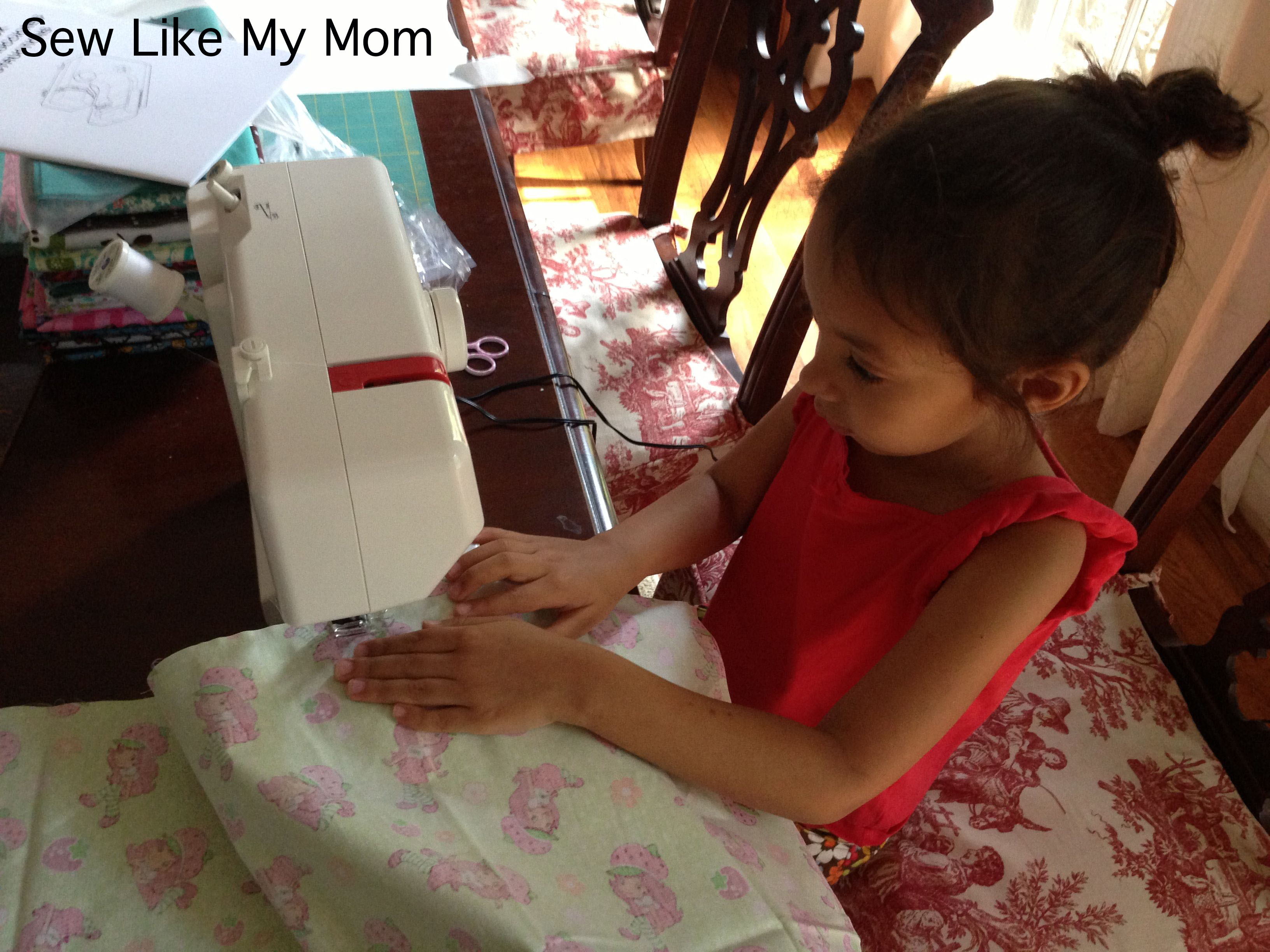 Sew Like My Mom | Why I Sew