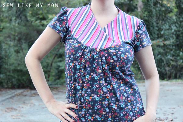 Zsalya Top   Sew Like My Mom