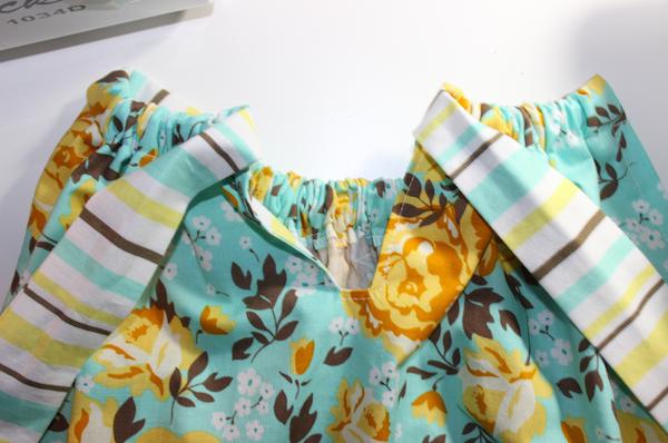 Back-Tie Pillowcase Dress   Sew Like My Mom