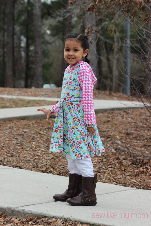 Lucky Girl Dress | Sew Like My Mom