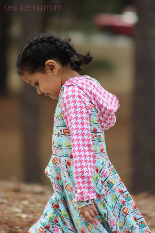 Lucky Girl Dress | Sew Like My Mom