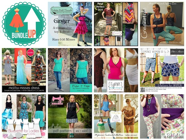 Sew Like My Mom | Bundle UP Women's Patterns