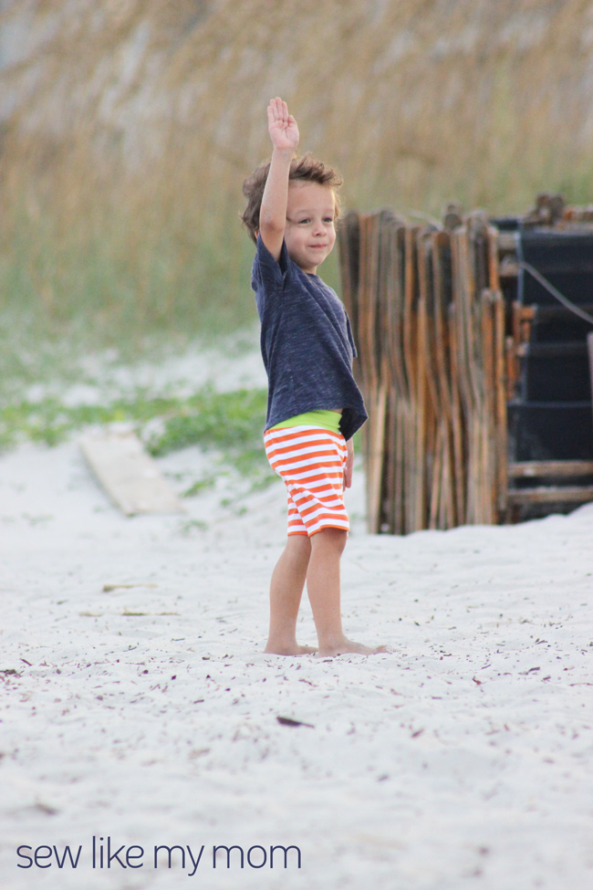 Sew Like My Mom | Tupelo Shorts