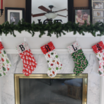 Sew Like My Mom Christmas Stockings