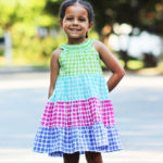 Sew Like My Mom Darling Daisy Dress