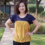 Sew Like My Mom Allium Dolman